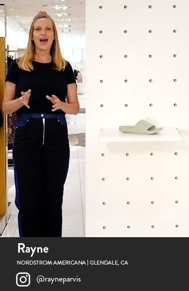 Adilette Comfort Slide Sandal, sales video thumbnail