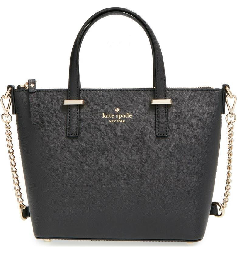 KATE SPADE NEW YORK 'cedar street - harmony' crossbody bag, Main, color, 001