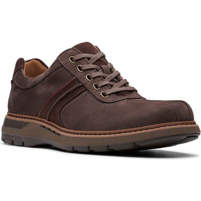Clarks Un Ramble Go Sneaker, Brown