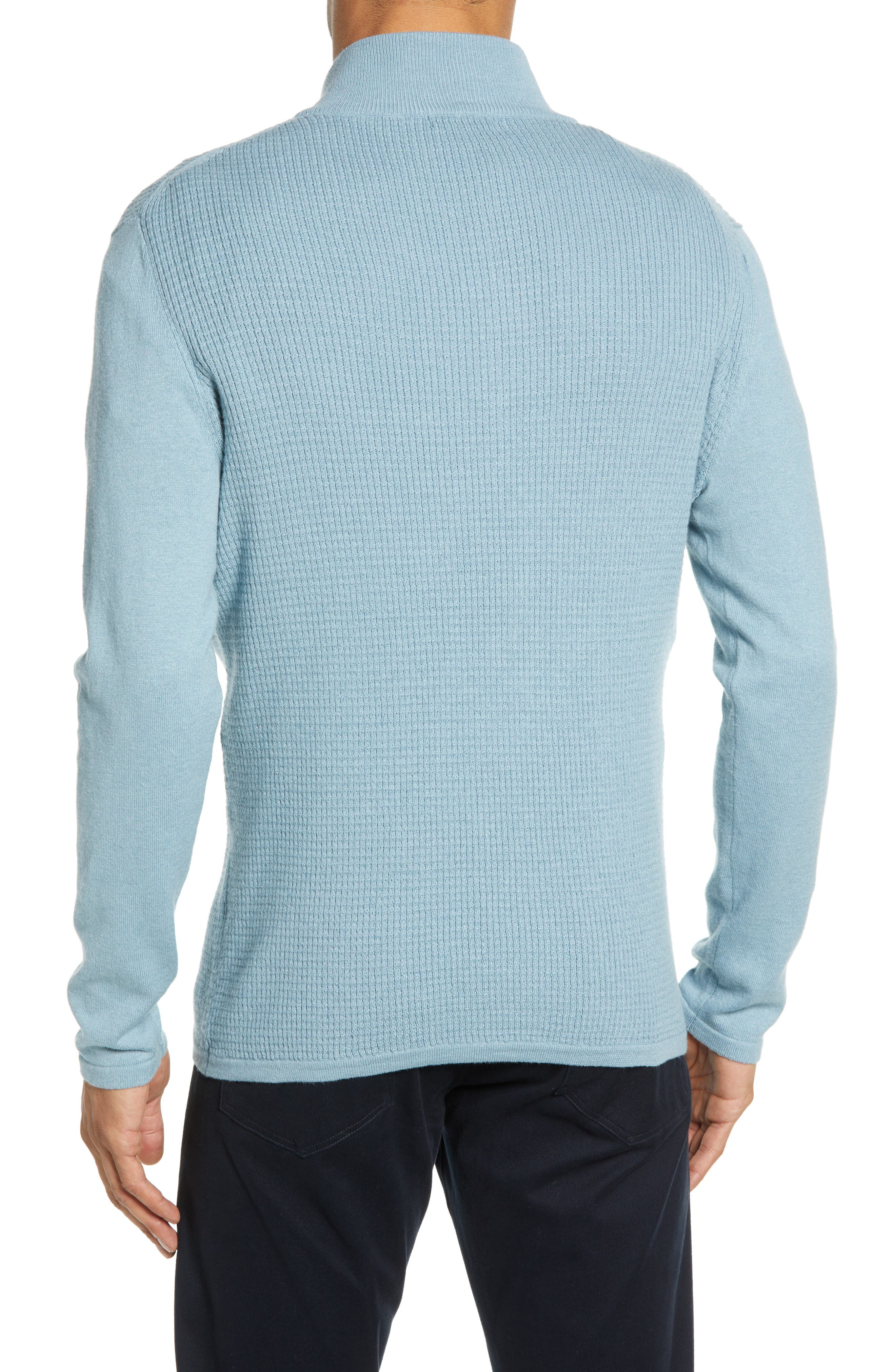 ,                             Higgins Quarter Zip Sweater,                             Alternate thumbnail 20, color,                             444