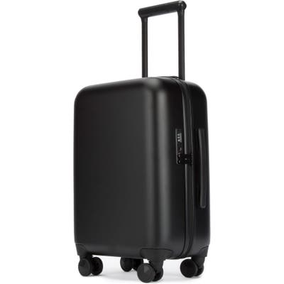 Rebecca Minkoff 22-Inch Spinner Carry-On - Black