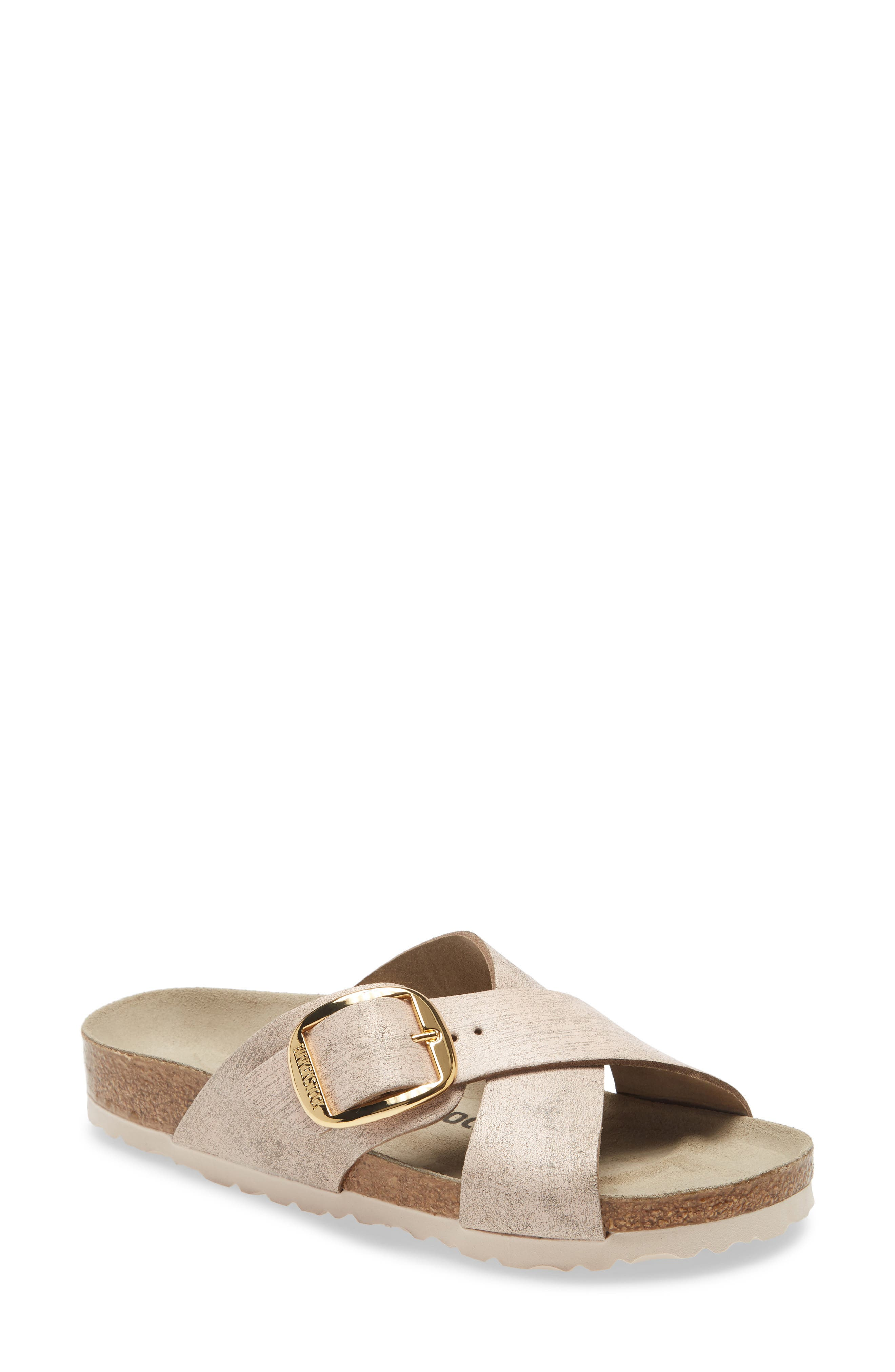 Birkenstock Siena Big Buckle Slide Sandal (Women)
