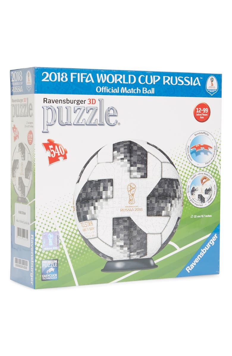 Ravensburger 540-Piece adidas FIFA World Cup 3D Puzzleball   Nordstrom