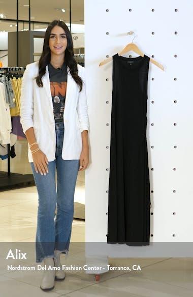 Luca Lace-Up Midi Dress, sales video thumbnail