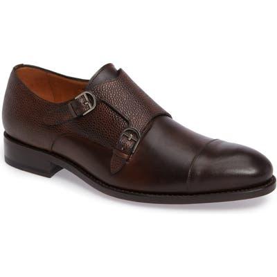 Impronta By Mezlan G109 Double Monk Strap Shoe