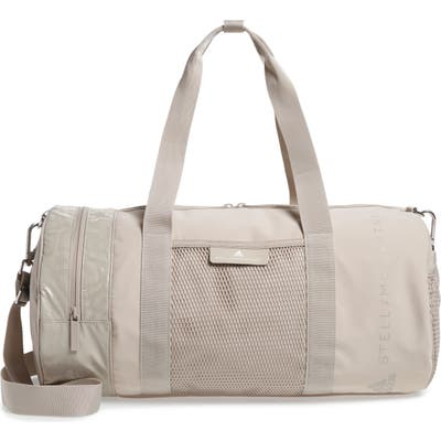 Adidas By Stella Mccartney Round Duffle Bag - Brown