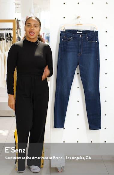 Good Waist High Waist Ankle Skinny Jeans, sales video thumbnail