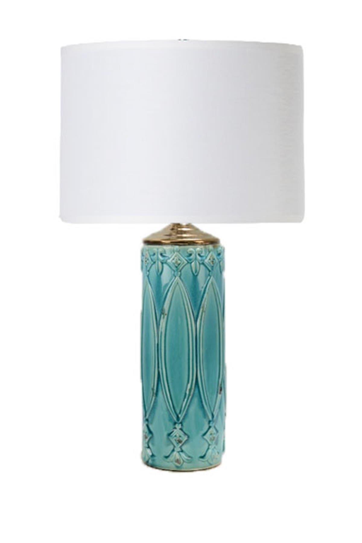 Image of Shine Studio Tabitha Ceramic Table Lamp