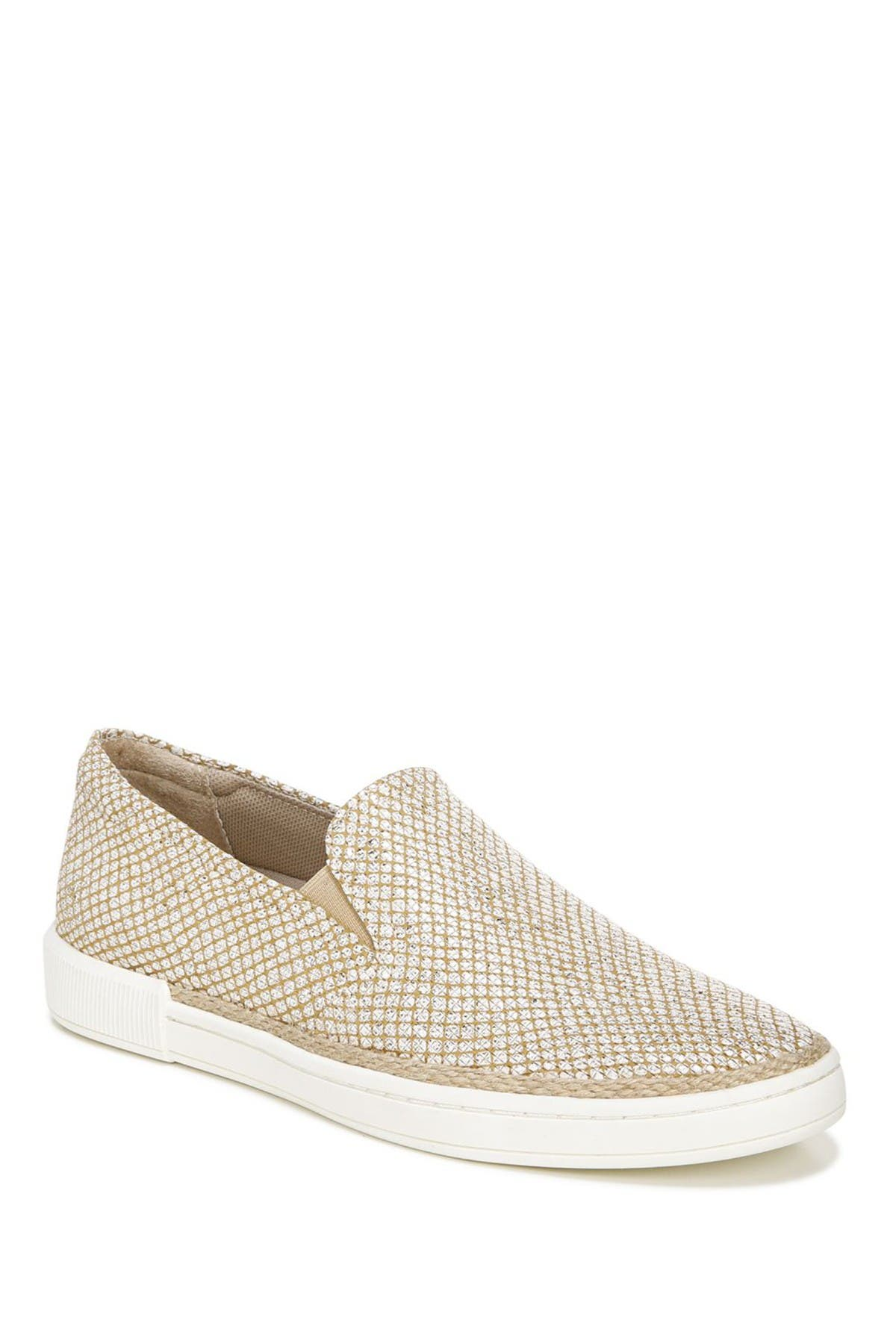Image of Naturalizer Zola Leather Slip-On Sneaker