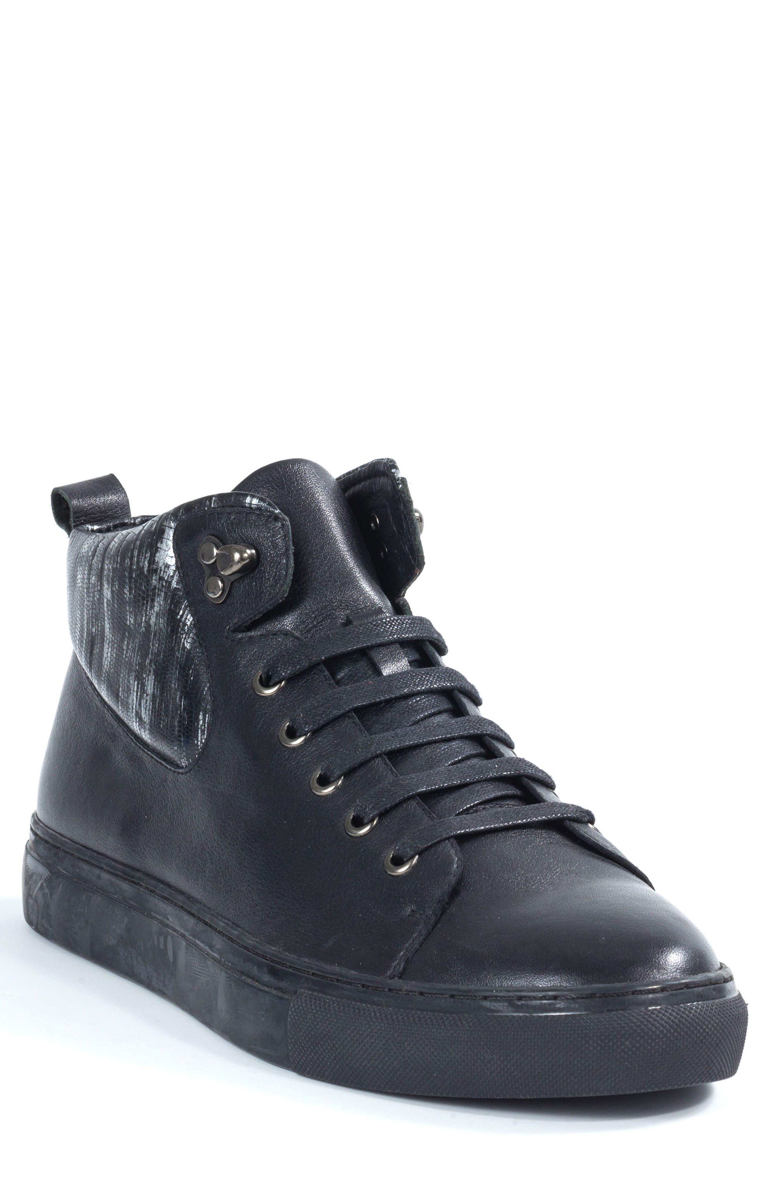 Badgley Mischka Carroll Sneaker, Black