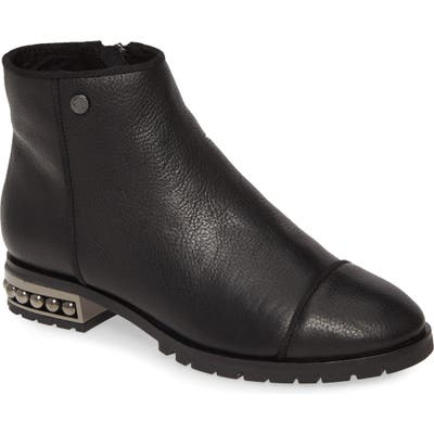 Karl Lagerfeld Paris Safia Boot- Black