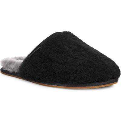 UGG Fluffette Slipper, Black