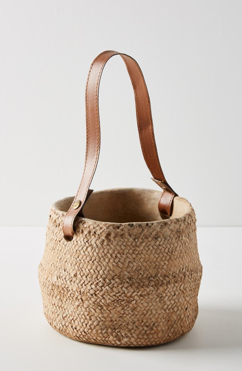 ANTHROPOLOGIE Meryl Pot, Main, color, NEUTRAL