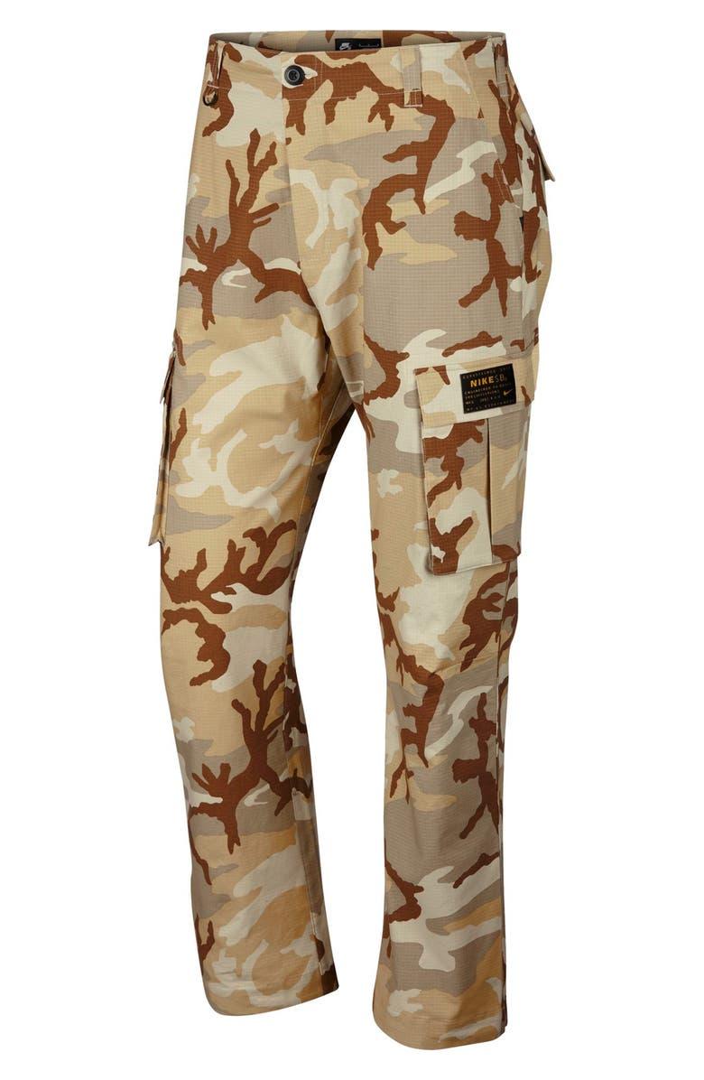 NIKE SB Flex Cargo Pants, Main, color, 248
