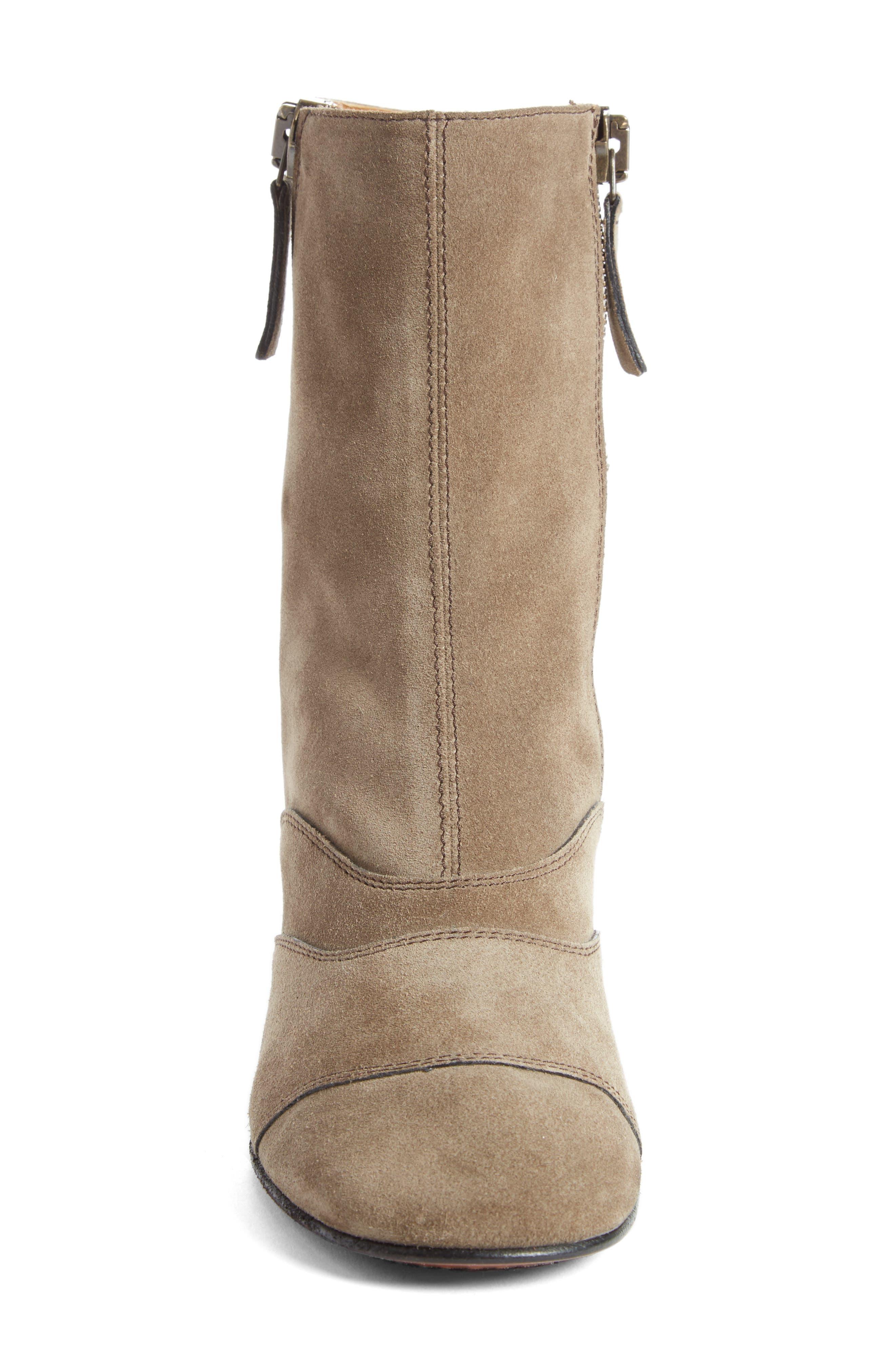 ,                             Lexie Block Heel Boot,                             Alternate thumbnail 3, color,                             021
