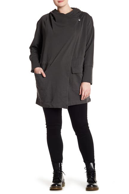 Image of SUSINA Knit Cascade Jacket