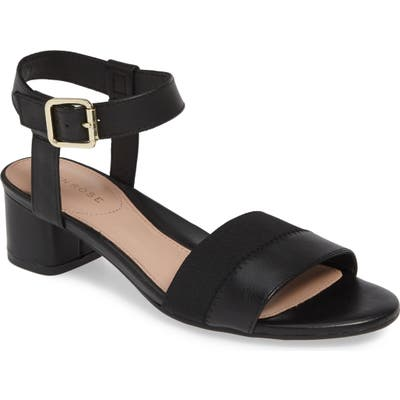 Taryn Rose Makena Sandal, Black