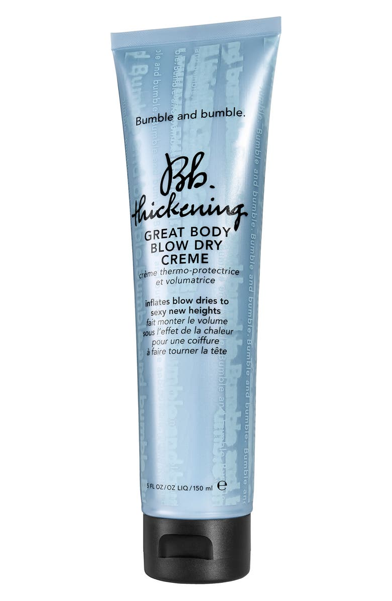BUMBLE AND BUMBLE. Thickening Body Blow Dry, Main, color, 000