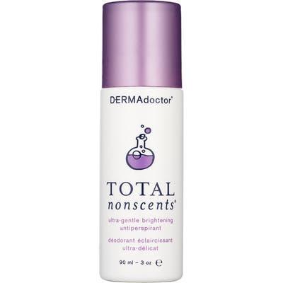Dermadoctor Total Nonscents(TM) Ultra-Gentle Brightening Antiperspirant