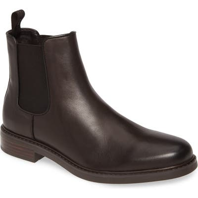 Calvin Klein Fenwick Chelsea Boot, Brown