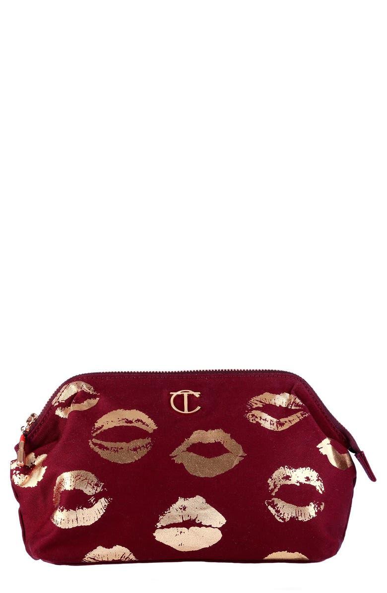 CHARLOTTE TILBURY Makeup Bag, Main, color, 000