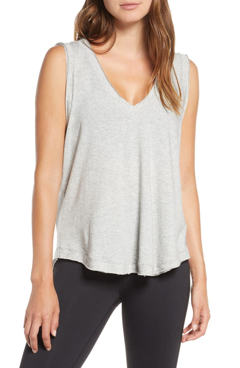 FREE PEOPLE FP MOVEMENT Henry Tank Top, Main, color, 020