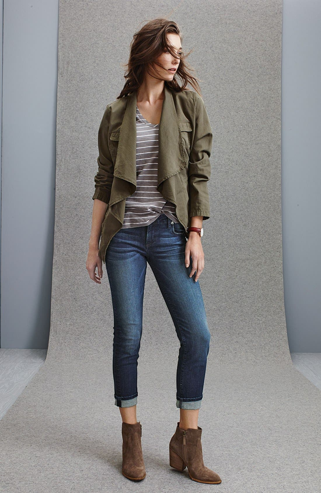 ,                             'Catherine' Slim Boyfriend Jeans,                             Alternate thumbnail 8, color,                             CAREFULNESS