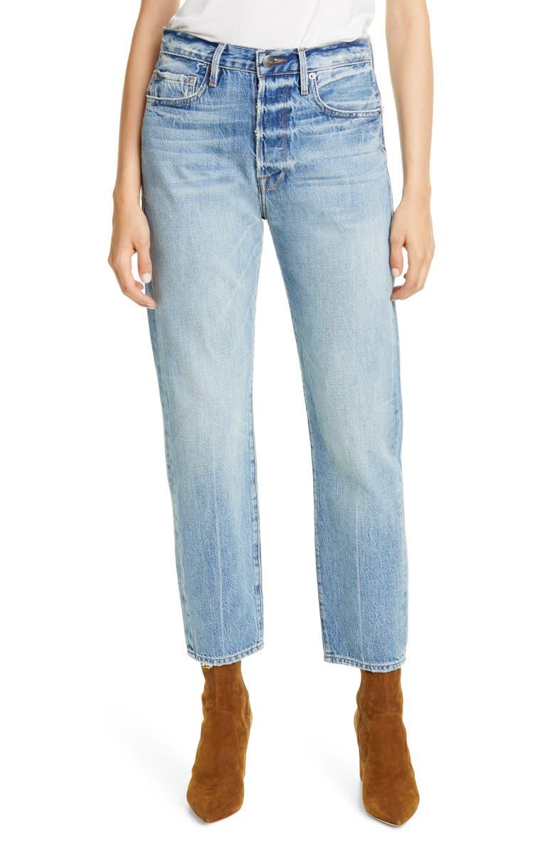 FRAME 'Le Original' Jeans, Main, color, GLACIER