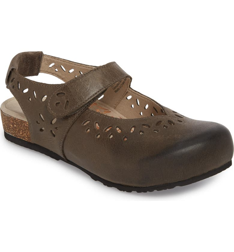 AETREX 'Cheryl' Mary Jane Flat, Main, color, 021