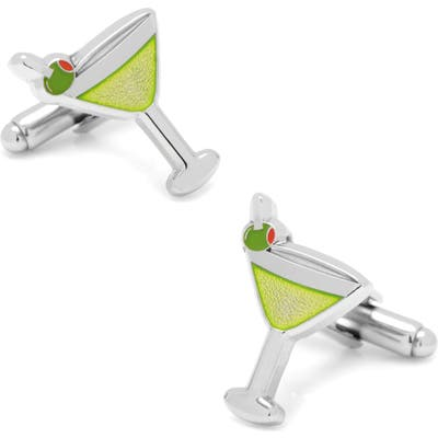 Cufflinks, Inc. Martini Cuff Links