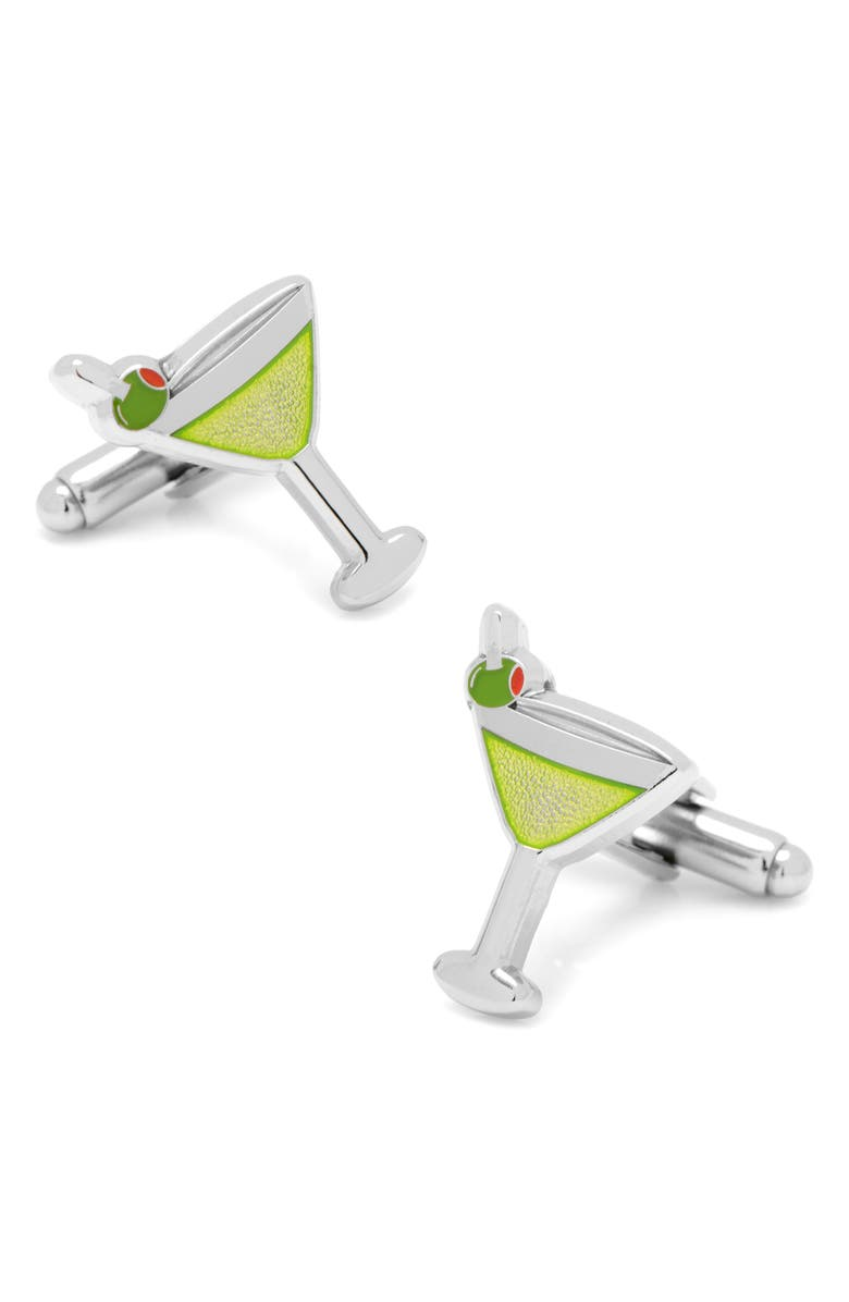 Cufflinks Inc Martini Cuff Links