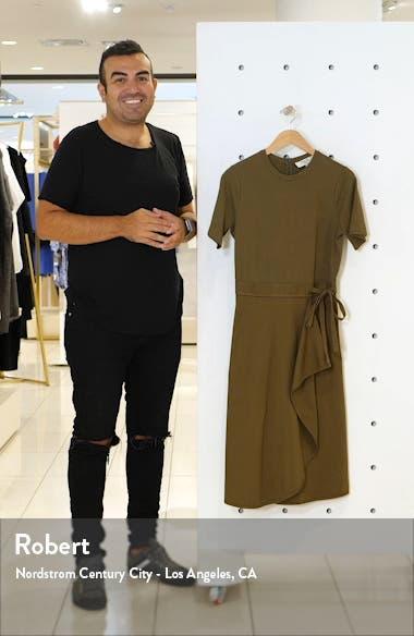 Scout Ruffle Midi Dress, sales video thumbnail
