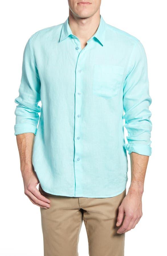 Vilebrequin T-shirts LINEN SHIRT