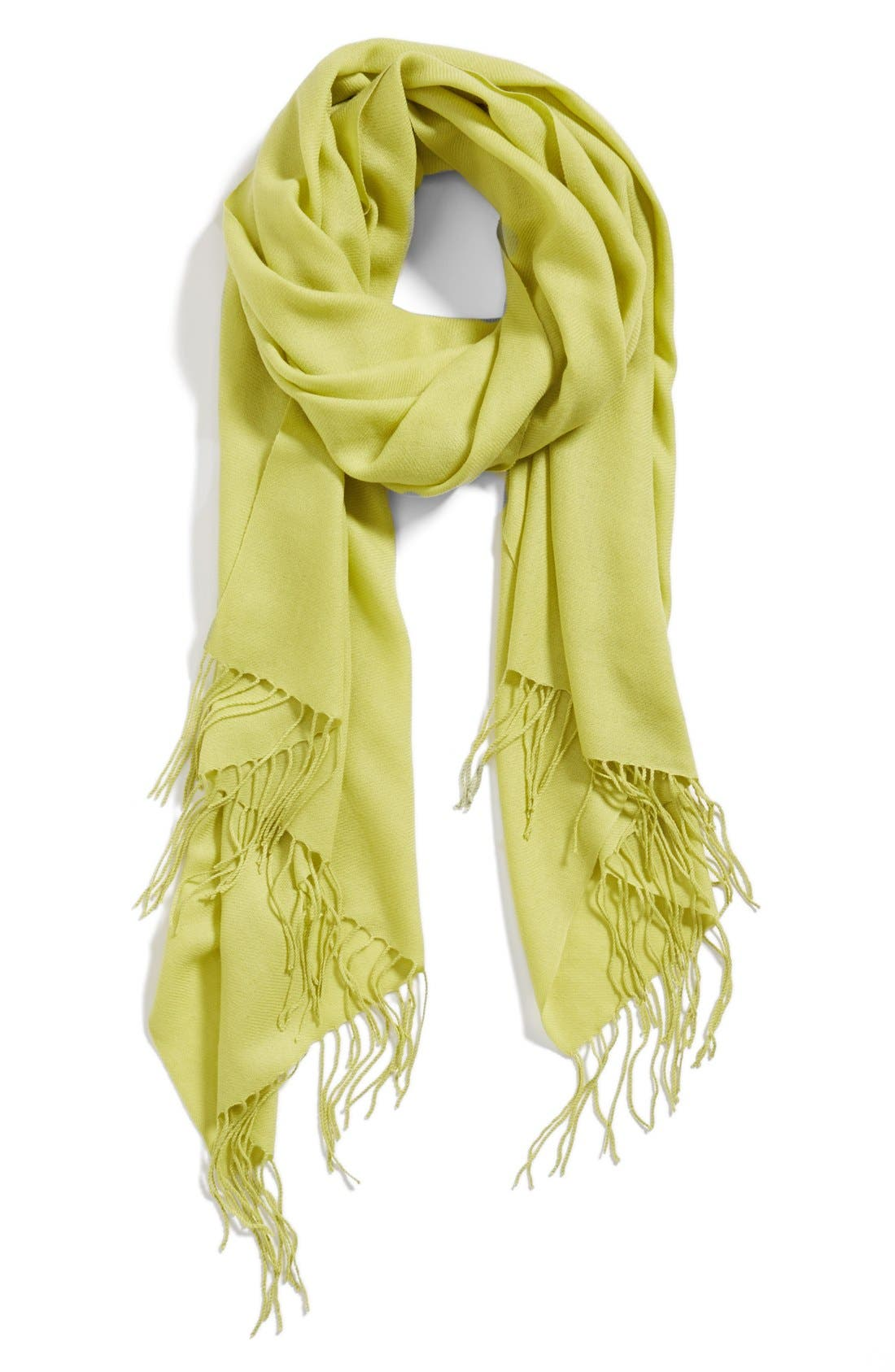 ,                             Tissue Weight Wool & Cashmere Wrap,                             Main thumbnail 52, color,                             305