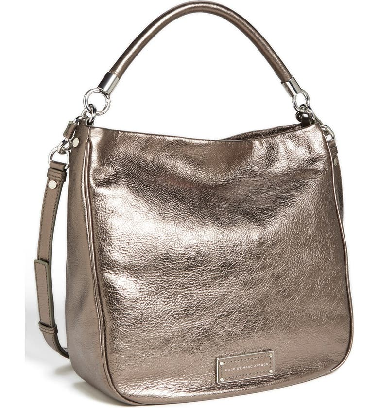 MARC JACOBS MARC BY MARC JACOBS 'Too Hot to Handle' Hobo, Main, color, 040
