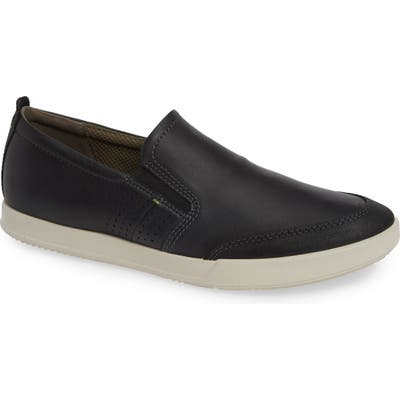 Ecco Collin 2.0 Slip-On Sneaker - Black