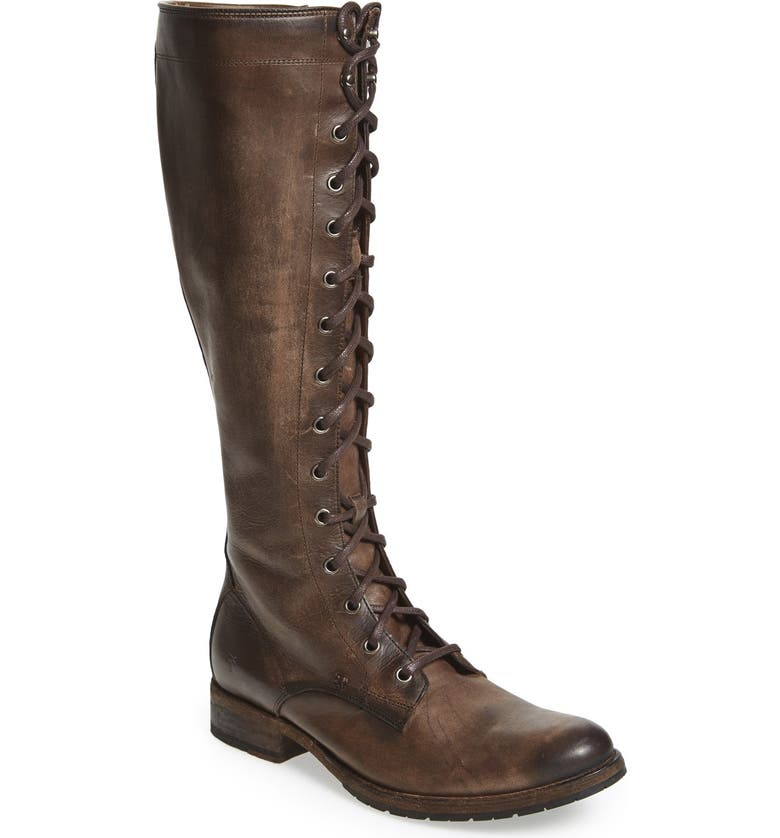 f1cd015af7a 'Melissa' Tall Lace-Up Boot