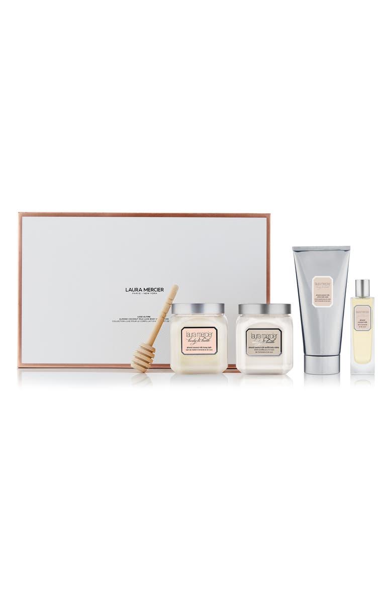 LAURA MERCIER Luxe Almond Coconut Milk Skin Care Set, Main, color, NO COLOR