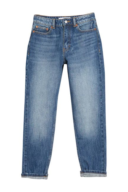 Image of TOPSHOP Avril Girlfriend Jeans