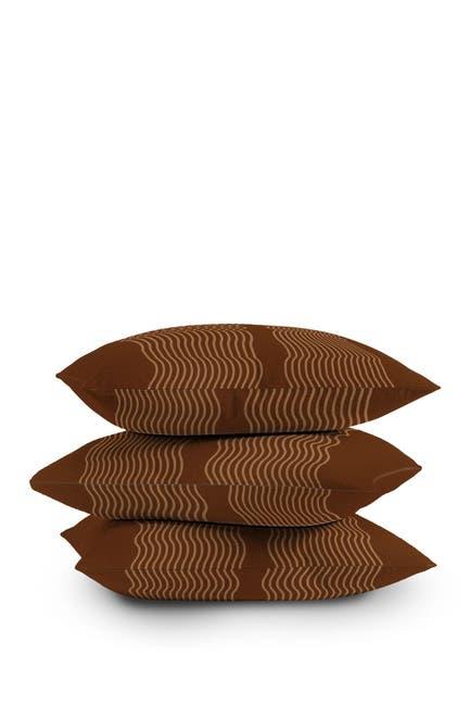 Image of Deny Designs Iveta Abolina Deandre Clay Square Throw Pillow