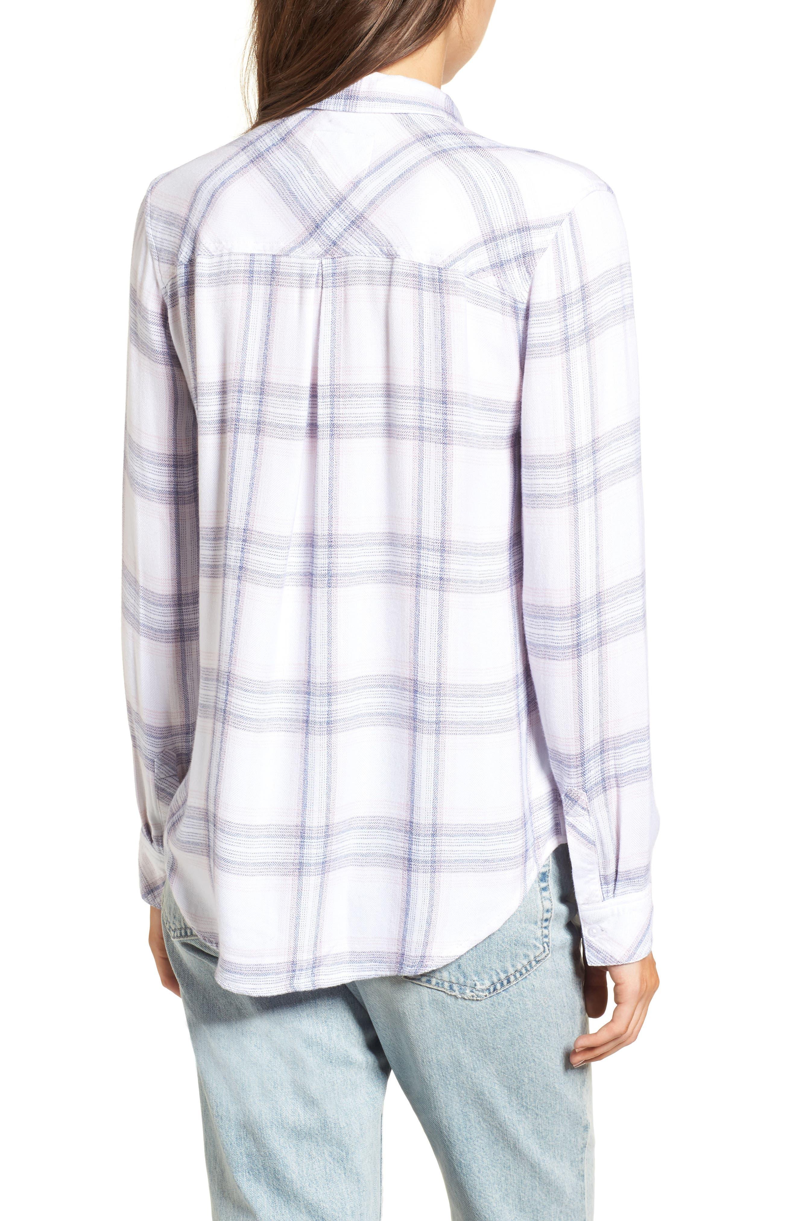 ,                             Hunter Plaid Shirt,                             Alternate thumbnail 685, color,                             192
