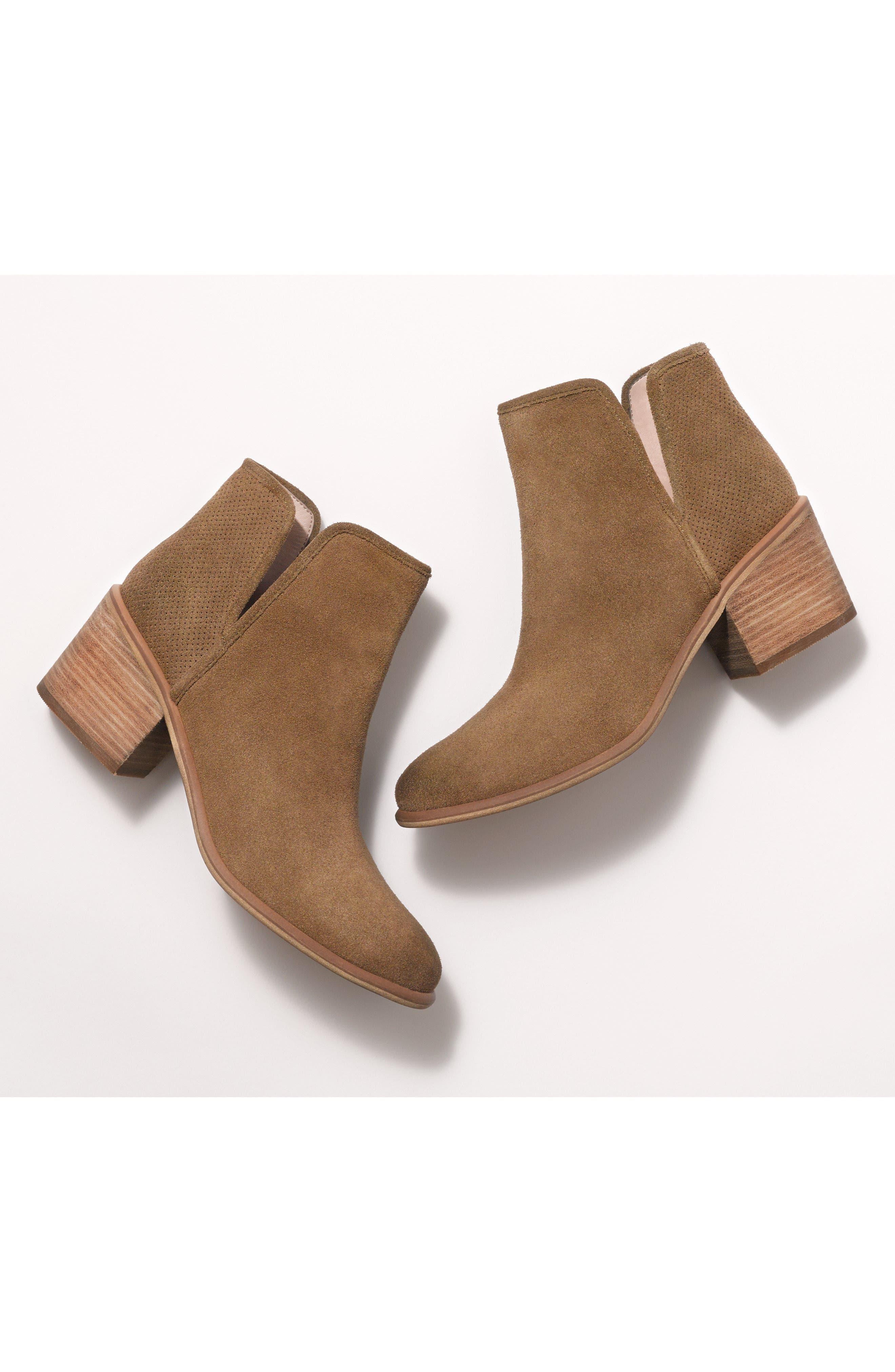 BP. | Barris Block Heel Bootie