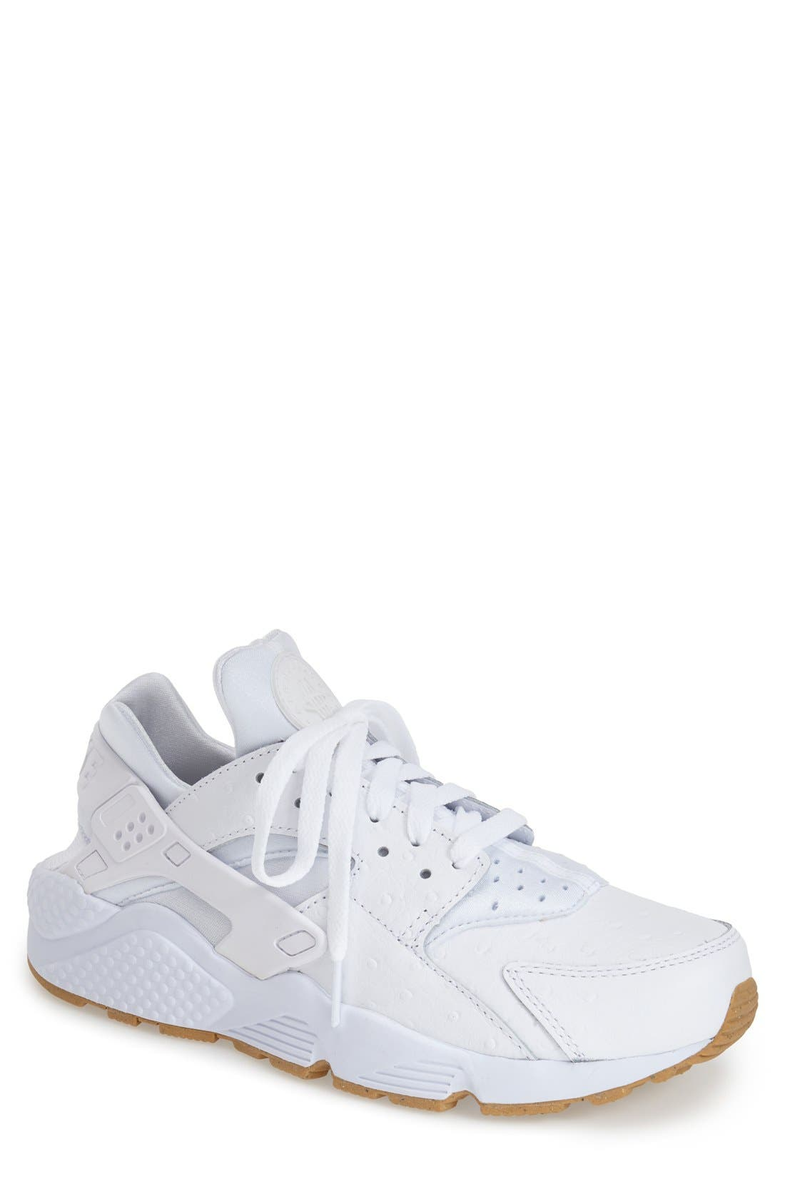 'Air Huarache Run Premium' Sneaker, Main, color, 111