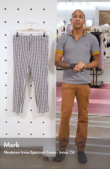 Frankie Soundboard Pattern Pants, sales video thumbnail