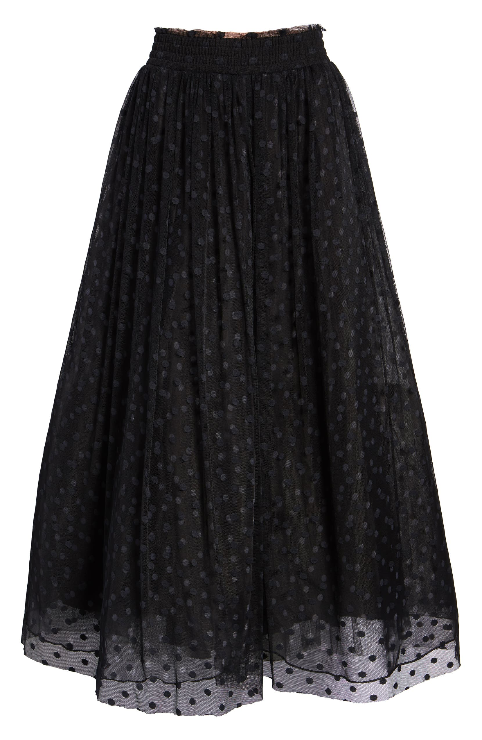 60f69205ec Halogen® x Atlantic-Pacific Polka Dot Tulle Maxi Skirt (Regular & Petite) |  Nordstrom