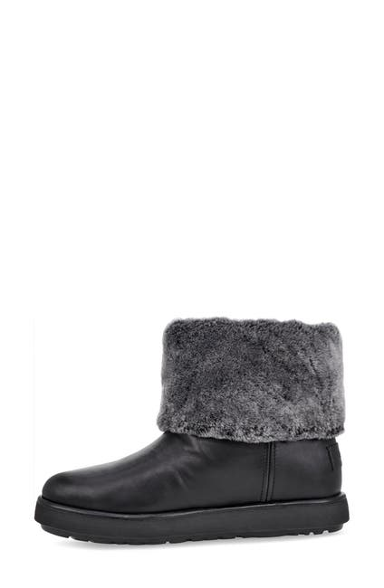 Image of UGG Classic Mini Berge Genuine Shearling Boot