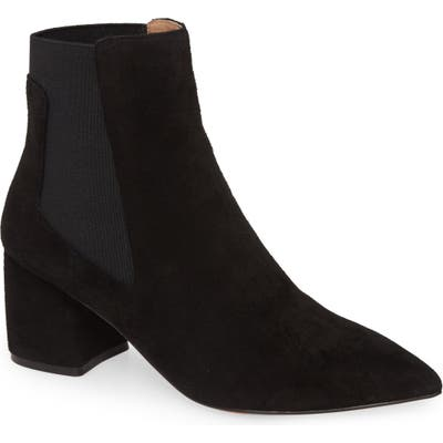 Linea Paolo Sienna Chelsea Boot- Black