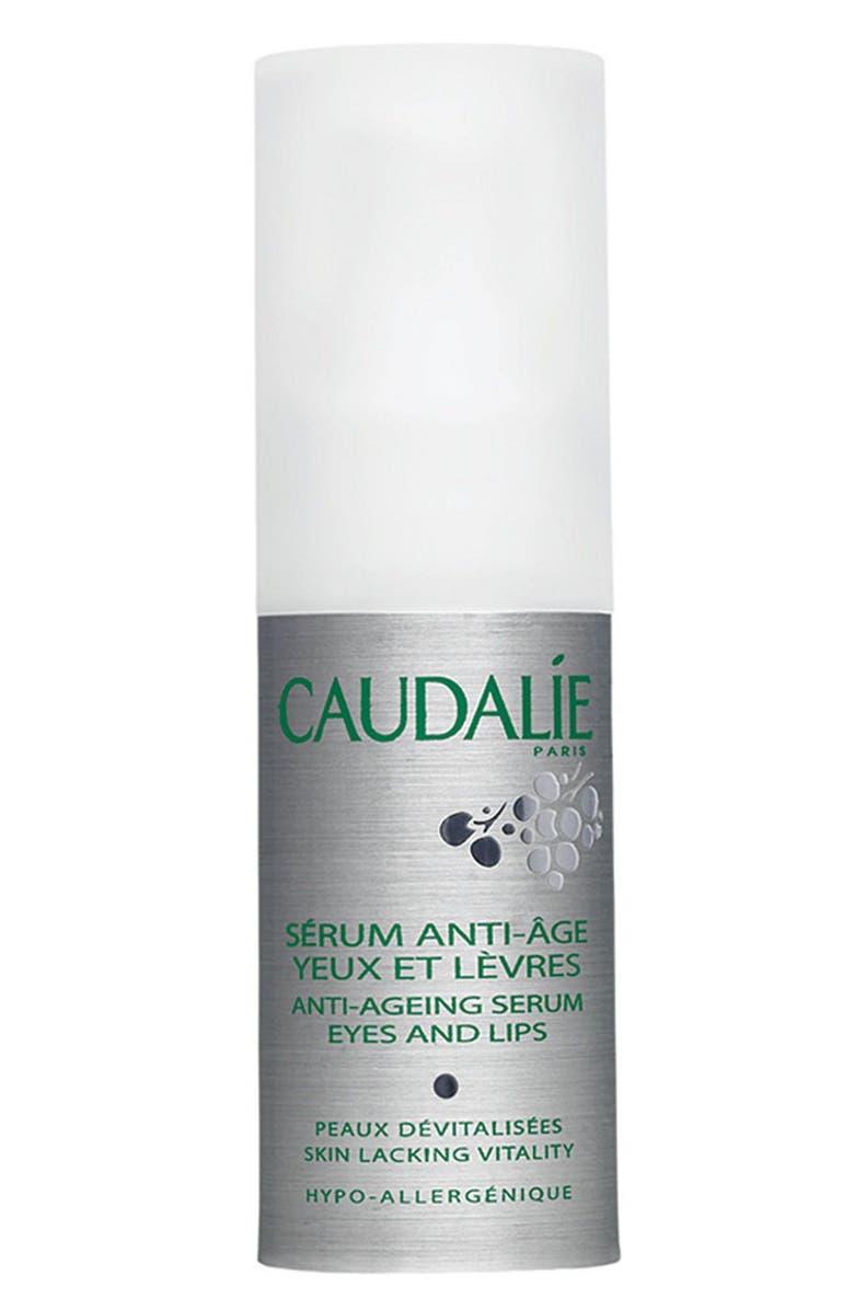 CAUDALÍE Anti-Ageing Serum Eyes & Lips, Main, color, 000