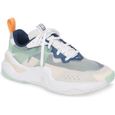 Puma Rise Sneaker- Green