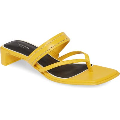 Rag & Bone Colt Sandal - Yellow